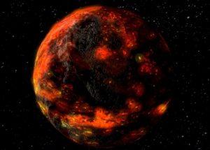 2Раскаленные лавовые планеты сверхзвуковые ветра и осадки из камней