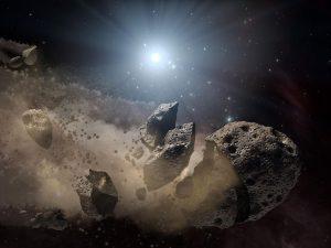 Активность далекого космического объекта – новое открытие
