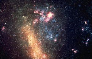 Большое Магелланово Облако регулярно искажает форму Млечного Пути 2