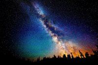 Большое Магелланово Облако регулярно искажает форму Млечного Пути