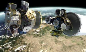 Чудом не произошедшее «космическое ДТП» российский и индийский спутник разминулись 2