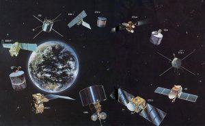 Чудом не произошедшее «космическое ДТП» российский и индийский спутник разминулись