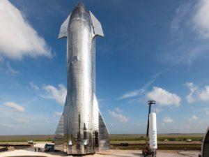 Экологическая экспертиза на полигоне компании SpaceX