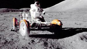 Гонки на поверхности Луны – не фантастика, а реальность 2