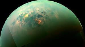 Исследователи НАСА обнаружили новую молекулу в атмосфере Титана