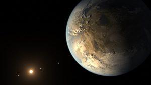 Kepler-1649c планета-близнец Земли 2