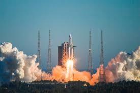 Китайский «новый космос» основные перспективы