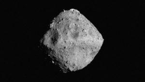 Космический груз взята проба грунта с астероида 2