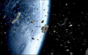 Космический мусор начнут убирать