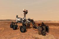 Марсоход зафиксировал звуки открытого космоса