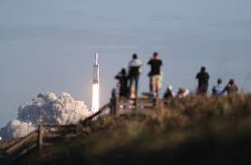Миссия SpaceX новые космические реалии