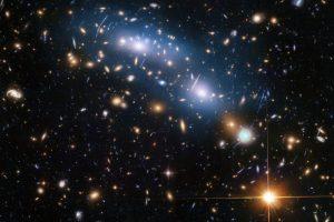 Новые данные от «Хаббл»