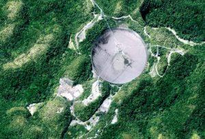 Обсерватория Аресибо продолжает разрушаться