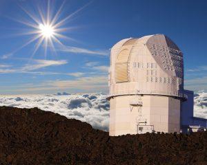 Опубликован первый снимок солнечного пятна с современного телескопа