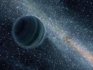 «Планеты-сироты» основные особенности