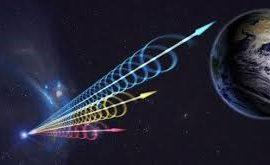 Пойман сигнал из глубокого космоса