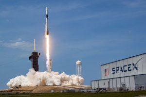 Совместная работа HACA и SpaceX результаты поражают