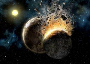 Ученые Британии заявляют о раскрытии тайны появления Луны 2
