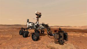 Ученые анонсировали высадку марсохода Perseverance в ближайшие несколько месяцев 2