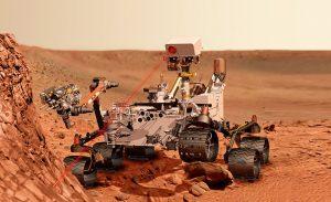 Удивительные исследования марсохода Curiosity продолжаются 2