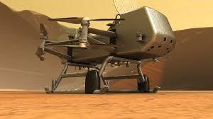 Запуск Dragonfly на Титан перенесен